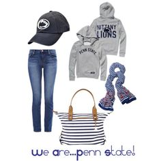 What's your style? Penn State...only few will understand