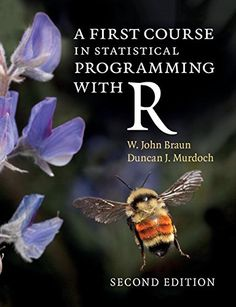Download free A First Course in Statistical Programming with R pdf