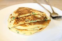 PANCAKES CU SPANAC - Flaveur Ricotta, Baby Food Recipes, Deserts, Appetizers, Food And Drink, Vegan, Breakfast, Ethnic Recipes, Dukan Diet
