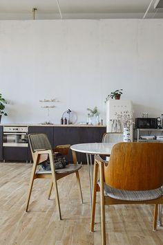 Kitchen | Anchor & Bolts