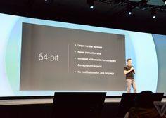 64bits en Android y ART como Maquina Virtual