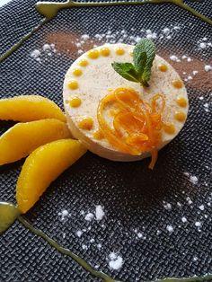 Soufflé glacé au Grand Marnier Grand Marnier, Caviar, Restaurant, Fish, Meat, Vegetables, Ice, Diner Restaurant, Pisces