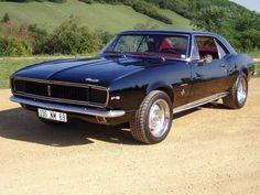 1967 Camaro :0