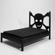 Skull +_+ Bed