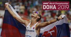 Program MS v atletike 2019 Doha ⋆ Kompletný prehľad a video ⋆ Doha, World Championship, Programming, Oregon, Ms, World Cup, Computer Programming, Coding