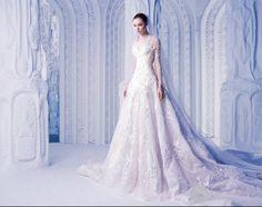 haute coture wedding gowns | Michael Cinco Haute Couture Wedding Dresses - Fashion Diva Design
