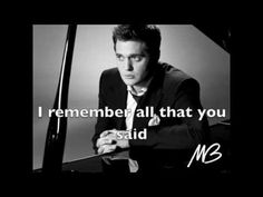 Cry Me a River by Michael Buble. Obviously it's a totally bombdiggity awesome song, but am I alone in thinking that this would be a pErFeCt James Bond theme song?
