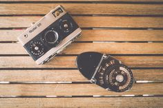 the great tools #rollei35 #sekonic #vintage #filmcamera #35mm