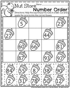 math worksheet : first grade math worksheets first grade worksheets and first  : Fall Math Worksheets First Grade