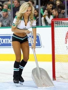 News from around the web. Women's Hockey, Hockey Girls, Hockey Players, Hockey Stuff, Dallas Stars Ice Girls, Hottest Nfl Cheerleaders, Snow Girl, Beautiful Athletes, Girls In Mini Skirts