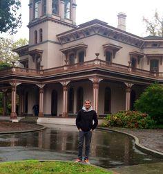 Road trip across California 2014 - Bidwell Mansion #chico #roadtrip #travel #california #slovaktraveler #michalkrizik #bidwell