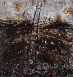 Collection Online | Anselm Kiefer. Seraphim. 1983–84 - Guggenheim Museum