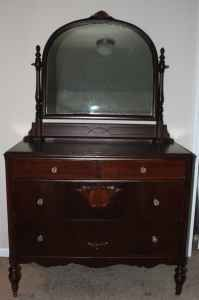 WEST END FURNITURE COMPANY ROCKFORD,ILL. This is a dresser and ...