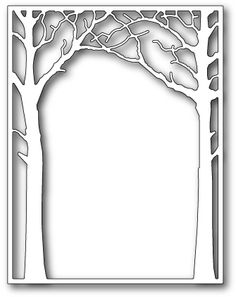 Memory Box Grand Forest Archway Die