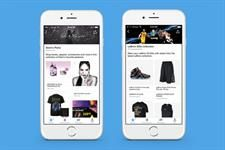 Nike and Disney make shopping via Twitter easier - Consumers can access these by visiting a brand or celebrity's Twitter profile page and clicking 'Browse collection'. The pages allow brands to create a shop window, meaning consumers can browse items, see prices, and potentially even complete a purchase through Twitter.