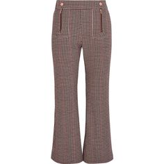 cropped tailored trousers - Blue Kolor hwDR7
