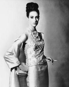 Maggie Eckhardt, photo by Claude Virgin, 1950s