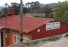Kingdom Hall in Guayabel De Siquima, Colombia.