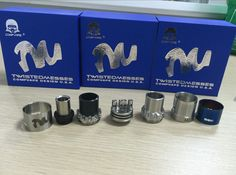 Twisted Messes RDA