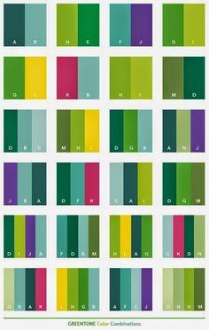Renk Kombinleri: Dekorasyonda Yeşil Tonları Nasıl Kullanılır?