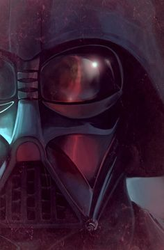 Darth Vader painting - Star Wars