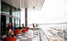 Make the most of this amazing weather and hang out at the best rooftop bars central Auckland has to offer. Best Rooftop Bars, Auckland, Centre, City, Heart, Cities, Hearts