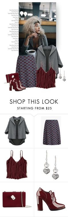 """""""Morning Joe"""" by akflow ❤ liked on Polyvore featuring Seasalt, Hollister Co., Lois Hill, STELLA McCARTNEY and GUESS"""