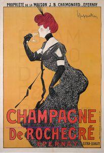 Champagne_Art_Nouveau_Lithographe_Leonetto_Cappiello