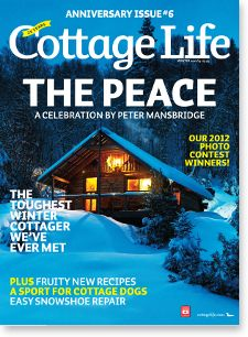 "Great Magazine about ""Cottaging""."