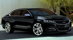 2014 Impala SS Sedan....yes baby this is my goal!!