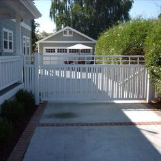 simple automatic house gate - Google Search