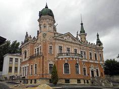Палац Дуніковського, 1898-1904, Львів Palace in Ukraine