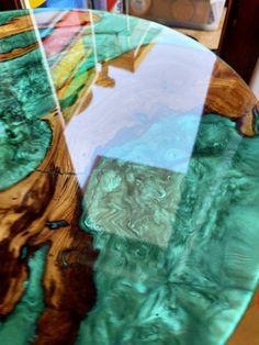 #homeliving #furniture #diningroomfurniture #coffeetable #epoxytable #woodentable #resincoffeetable #resintabletop #epoxytabletop #resindintable #epoxydintable #coffeetableepoxy #customepoxyriver #rivertable #tabletop #inchtabletop Diy Resin Table, Epoxy Table Top, Epoxy Wood Table, Wooden Table Top, Resin Crafts, Resin Art, Swirl Pattern, Tabletop, Etsy