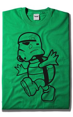 Camiseta Tortuga Imperial