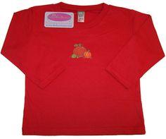 RK's Embroidery Boutique - Autumn Pumpkin Baby or Toddler Shirt, $13.95 (http://www.rksboutique.com/autumn-pumpkin-baby-or-toddler-shirt/)