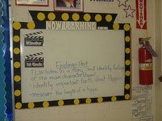 Hollywood Theme Classroom | Theme hollywood / Clutter-Free Classroom: Hollywood Theme Classrooms