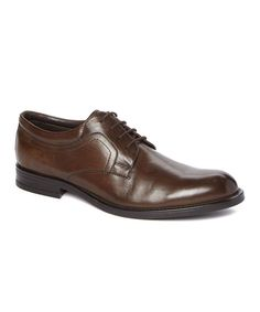 Brown Max Leather Oxford
