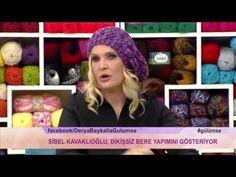 Derya Baykal'la Gülümse: Dikişsiz Bere Yapımı - YouTube
