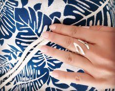 Silver ring arrow  Juwele.si