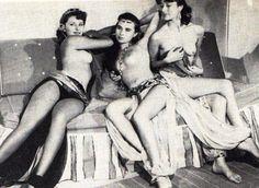 """Sophia Loren y compañía en  """"Era Lui Si Si"""" (1952)"""