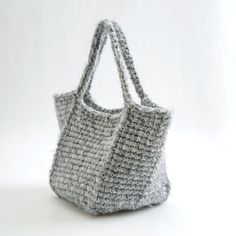 Crochet Woman, Knit Crochet, Crochet Market Bag, Crochet Purses, Knitted Bags, Crochet Projects, Crocheting, Purses And Bags, Shopping Bag