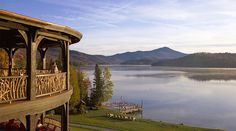 Lake Placid Lodge...such wonderful memories of a naturally beautiful place
