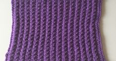 Strikkede klude, opskrift på karklud Knitting, Cardigans, Fashion, Scrappy Quilts, Threading, Moda, Tricot, Fashion Styles, Breien