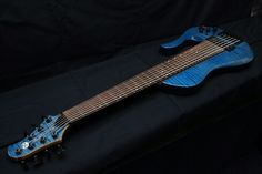 Ramsay Musical Instruments Aurora NW7XRB 7 string bass with 36 frets.