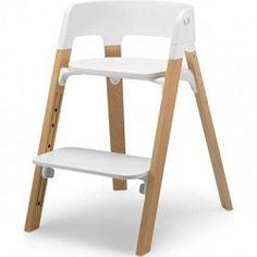 Stokke Steps Chair In Natural
