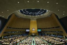 Amid terror wave, UN adopts six resolutions - all anti-Israel.....MAYBE TRUMP WILL GET US OUT OF THE U.N......THE U.N. DOES NOTHING FOR US .....WSE NEED TO PULL OUT OF THE U.N. SOON.....MY OPINION