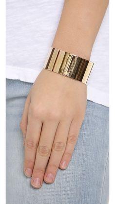 Kristen Elspeth Gold Cuff
