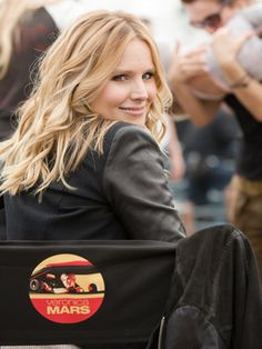 """Kristen Bell on the """"Veronica Mars"""" movie, her """"tortured"""" haircut, and early-2000s fashion"""