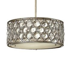 What a chandalier! lighting, dining room, pendant