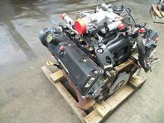 2000 Mercury Grand Marquis Engine